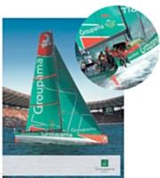 Groupama sponsorise des courses de voile depuis 1997