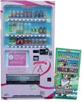 Au Japon, Kirin propose des vending machines aux codes-couleurs différents: à chaque couleur sa cause.