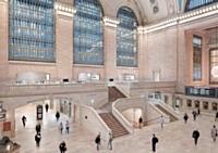 Apple Store de Grand Central propose aux clients de réaliser certains de leurs achats via leur iPhone.