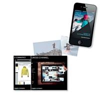 Le digital desk en point de vente permet aux vendeurs et aux acheteurs de commander des produits qui ne sont pas en rayon.