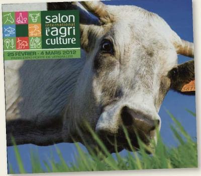Le salon de l 39 agriculture un bon filon pour les marques for Salon agriculture adresse
