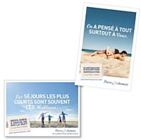 Pierre & vacances propose des séjours entièrement personnalisés.