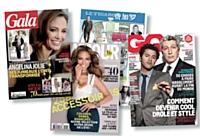 La presse magazine a une fonction prescriptrice en matière de mode.