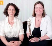 3 Dominique Lévy (Ipsos Marketing) et Bérangère Lamboley (But)