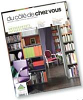 Le bimestriel de Leroy Merlin est un vrai magazine de déco avec plusieurs rubriques sur les tendances, le design, etc.