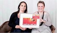 Prix remis par Régine Eveno (Marketing Magazine)