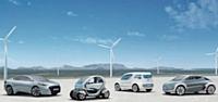 Les constructeurs français misent sur des technologies différentes: Renault sur l'électrique et PSA sur l'hybride.
