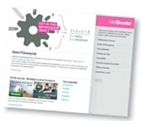 Le groupe NetBooster est spécialisé dans l'optimisation du ROI des campagnes pub.