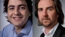 Henri Danzin - à gauche - et Olivier Nachba - à droite (agence Oyez!)