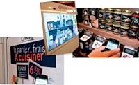 Casino mise sur la technologie sans contact (NFC) avec son «mur papier».