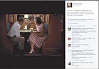 Barack Obama se met en scène en famille sur Facebook pour améliorer sa popularité.
