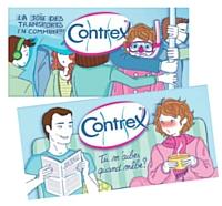 La nouvelle égérie de Contrex, Clémentine, devrait renforcer à la marque.