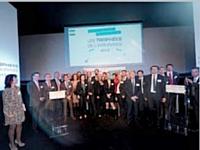 Remerciements à l'ensemble du Jury 2012