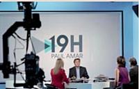 19H Paul Amar (France 5)
