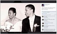 La fanpage du candidat Obama compte 29 millions de «Like».