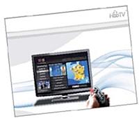 La norme HbbTV permet de diffuser un contenu interactif sur un téléviseur, quelle que soit sa marque.