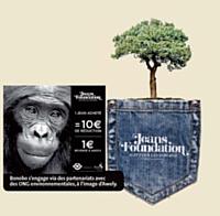 Bonobo s'engage via des partenariats avec des ONG environnementales, à l'image d'Awely.