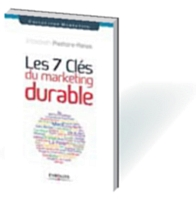 Après Le Marketing éthique, coécrit avec Hervé Naillon (éd. Lavoisier, 2002), et Le Marketing durable (Eyrolles), Elisabeth Pastore-Reiss publie un ouvrage plus opérationnel: Les 7 clés du marketing durable (Eyrolles, 2012).