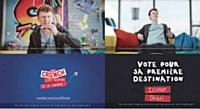 Le tour du monde de Norman pour la campagne Crunch a fait le buzz en 2012.