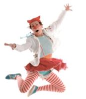 L'intervention des clowns s'associe au projet de soins et aide l'enfant à lutter contre sa maladie.