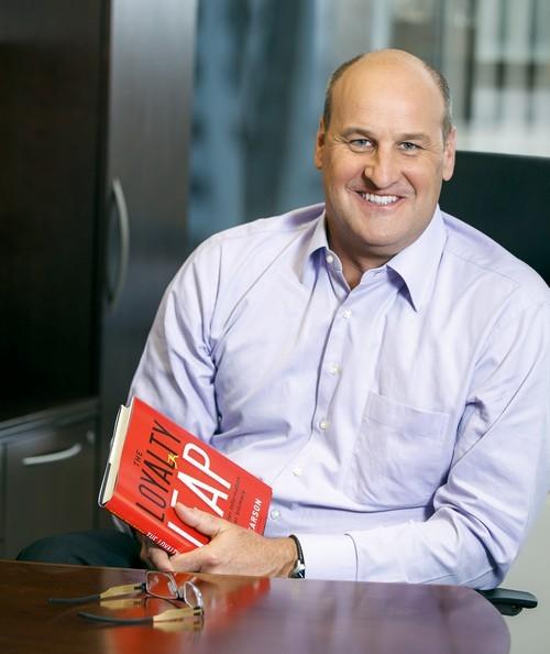 Bryan Pearson, auteur de The Loyalty Leap
