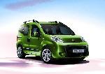 Fiat lance en  France son premier ludospace compact : le Fiorino Qubo