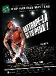Illustrasport a signé la campagne du BNP Paribas Masters 2008