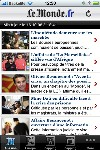 Le Monde.fr lance son application iPhone