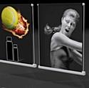 Affistore, nouveau concept d'affichage animé pour vitrines