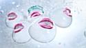 Les bulles Badoit en 3D