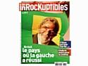 """""""Les Inrocks"""" dévoile sa nouvelle formule"""