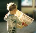 Les ados et les enfants tournent la page