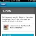 Flunch propose la géolocalisation avec Foursquare