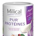 Milical Ingrédient Minceur mise sur les protéines