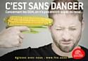 Affichage choc pour France Nature Environnement