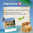 Interhome présente son site avec un jeu concours