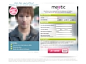 Meetic propose de recontrer une star