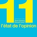 """TNS Sofres publie """"L'état del'opinion""""2011"""