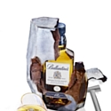 Accord Whisky & Chocolat de Ballantine's