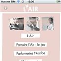 Nina Ricci et Nocibé créent l'événement pour le nouveau parfum L'Air