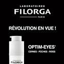 Première campagne de pub pour Filorga