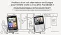 HTC et Orange offrent des vols en Europe
