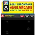 Pepsi Throwback remet le jeu Atari au goût du jour