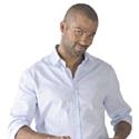 Tony Parker pose pour Toupargel