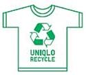"""Uniqlo et le """"recyclage tous produits"""""""