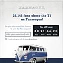 Volkswagen invente la Fanwagen
