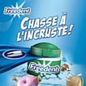 "Freedent organise une grande opération ""Chasse à l'incruste"""