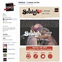 Solidays crée une mosaïque solidaire sur Facebook
