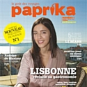 """Lancement du magazine de voyage """"Paprika"""""""
