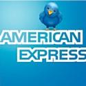 American Express propose des bons de réduction sur Twitter